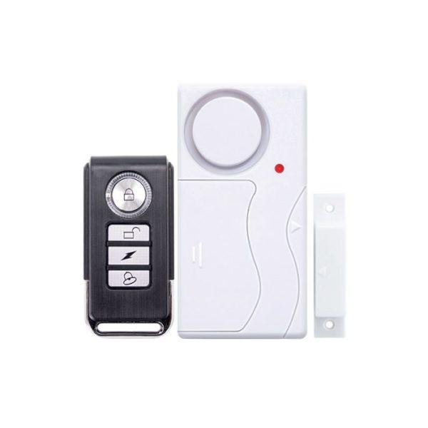 Alarme maison sécurité anti-effraction détecteur d'ouverture porte et fenêtre 1