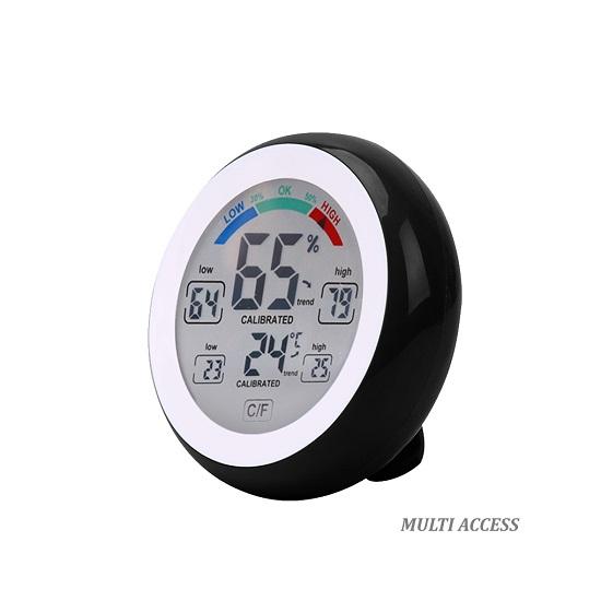 Thermomètre Hygromètre Digital LCD Température intérieure MULTI ACCESS 2