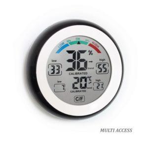Thermomètre Hygromètre Digital intérieur Température intérieure / humidité