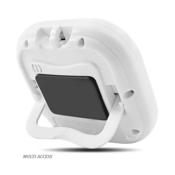 Minuteur de cuisine numérique digital écran LCD alarme sonore (6)