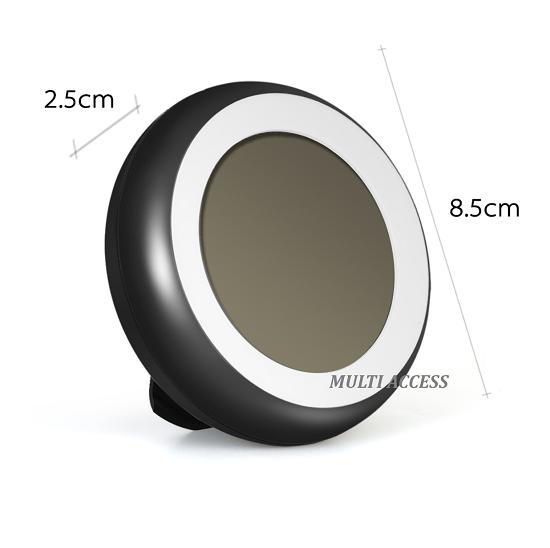 Thermomètre Hygromètre Digital LCD Tactile Température Humidité multi-access.fr 3