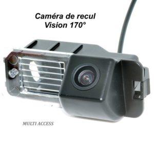 Caméra de recul adaptable VW Angle de vue 170°, Golf, Passat, Polo