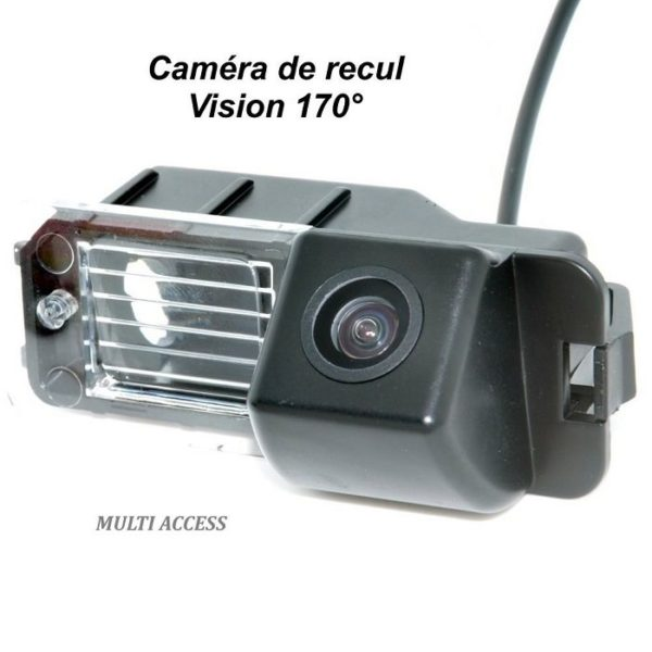 Caméra de recul adaptable VW Angle de vue 170°, Golf, Passat, Polo 1
