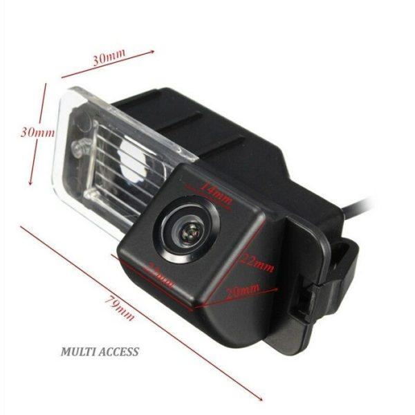 Caméra de recul adaptable VW Angle de vue 170°, Golf, Passat, Polo 3